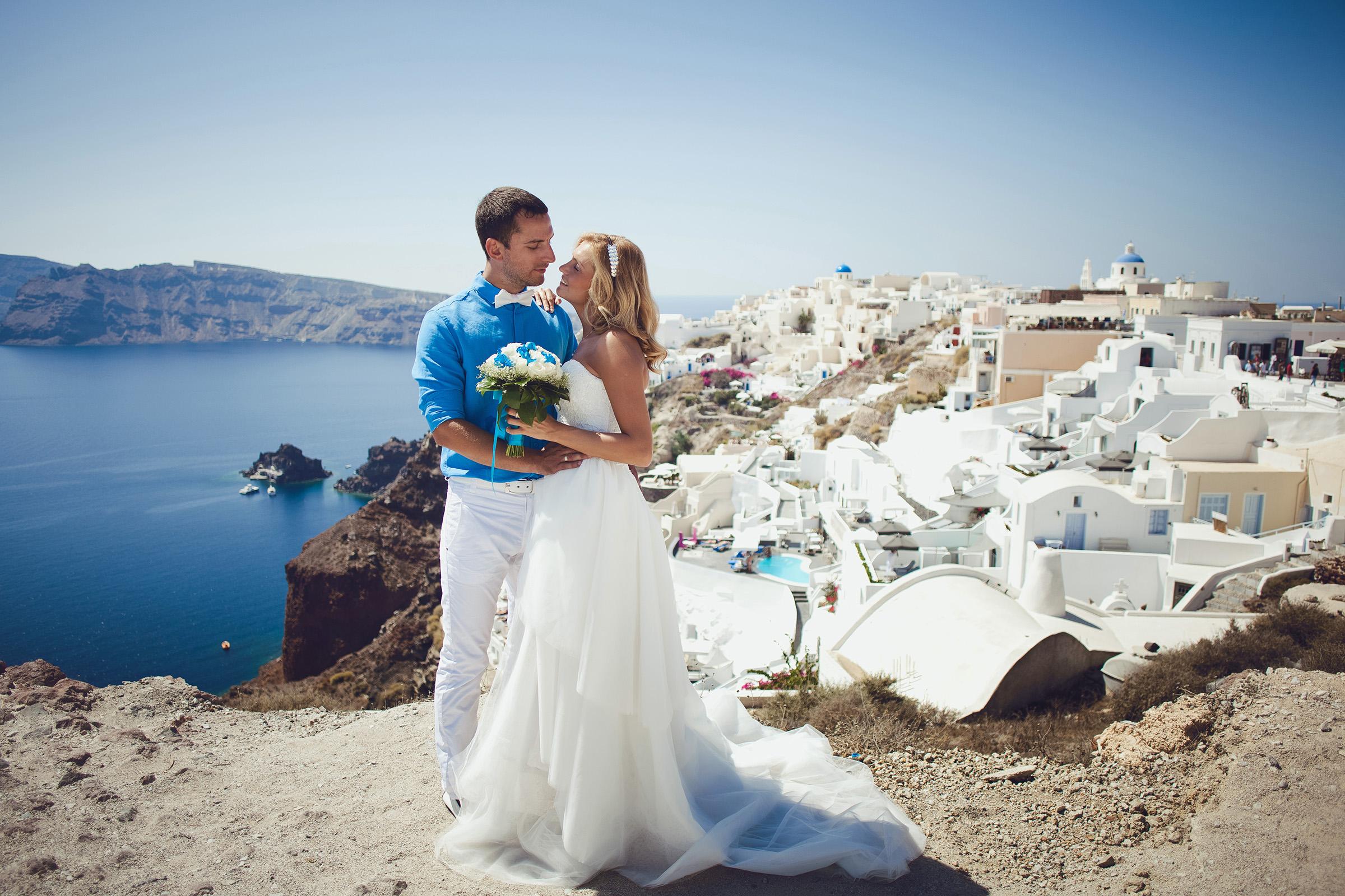 фото самые красивые свадебные путешествия несколько минут