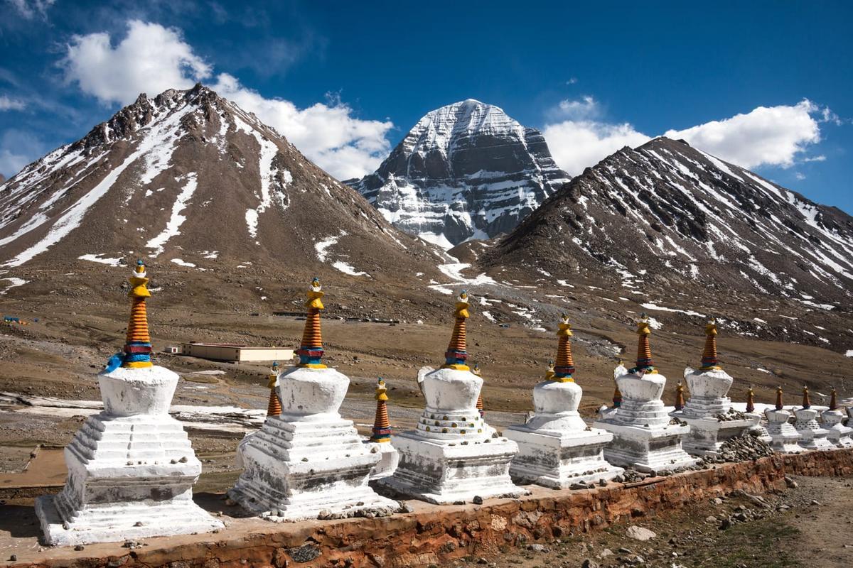 Тур в Тибет и кора вокруг Кайласа