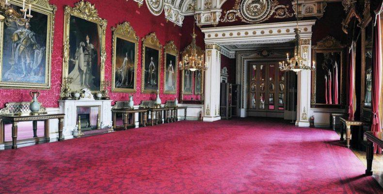 Букингемский Дворец 2