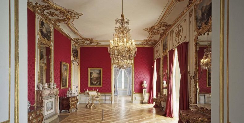 Дворец Людвигсбург 1