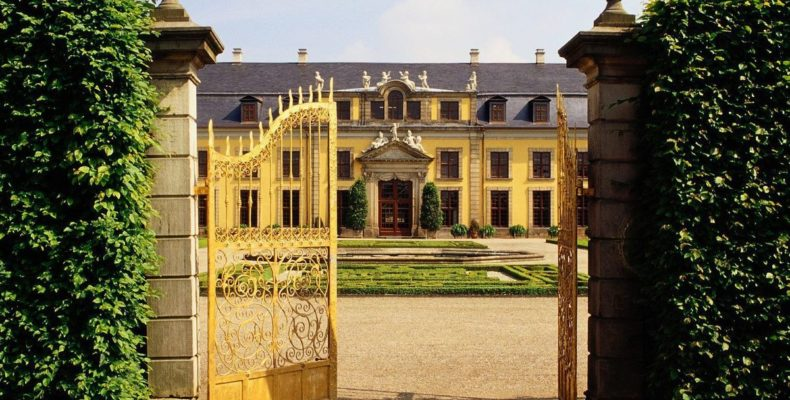 Дворец и парк Херренхаузен 1