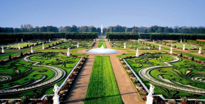 Дворец и парк Херренхаузен