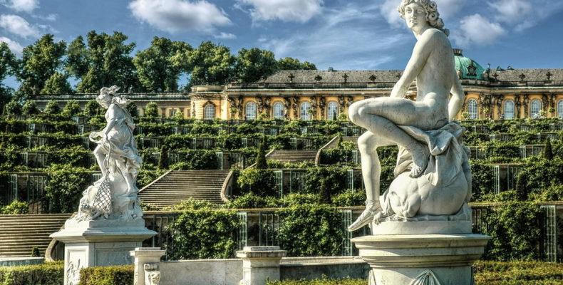 Дворцы и парки Потсдама 1
