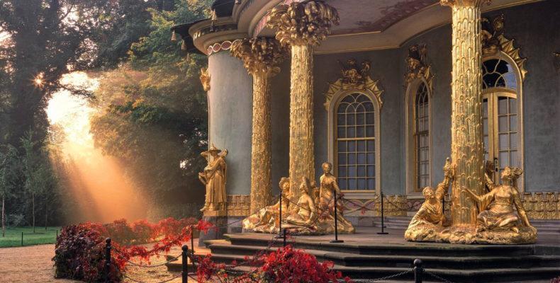 Дворцы и парки Потсдама 2