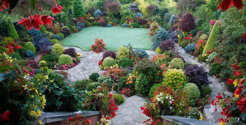 Сады Королевского садоводческого общества Уизли 1