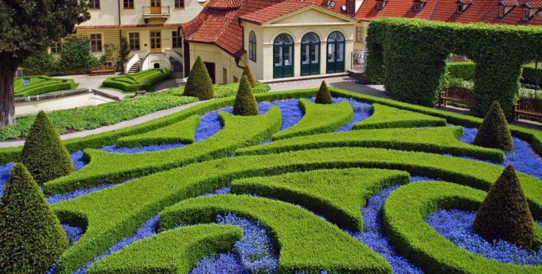 Сады Королевского садоводческого общества Уизли 3