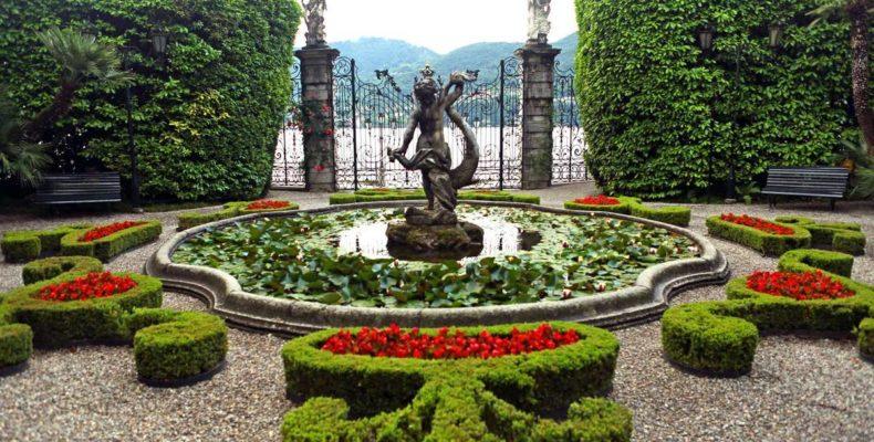 ботанический сад Виллы Карлотта 5