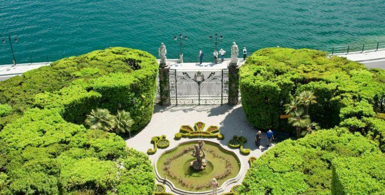 ботанический сад Виллы Карлотта 6