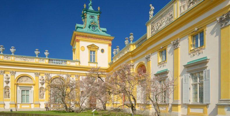 дворец Вилянув 3