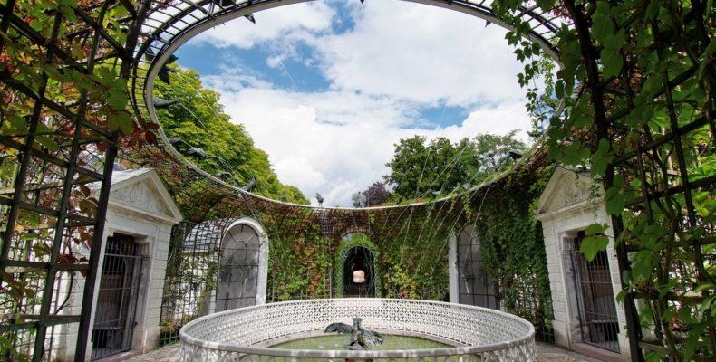 дворец и парк Шветцинген 1