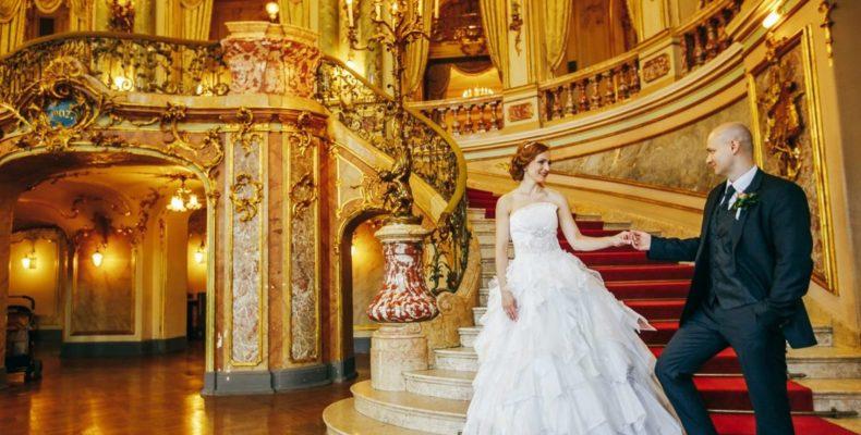 Венчание в Висбадене 1