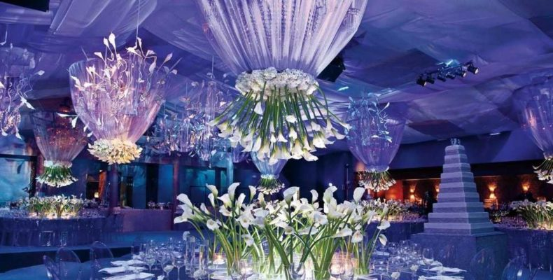 wedding decoration services Lovely Fern n Decor nj indian wedding decorators muslim decor mandap