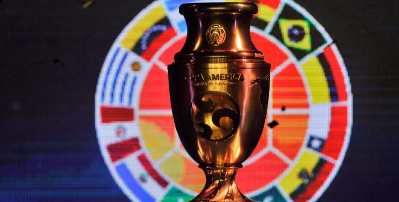 Кубок Америки по футболу 1