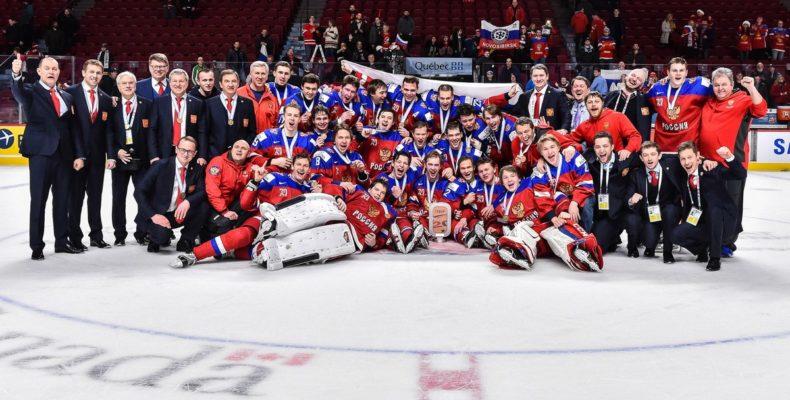 Чемпионат России по хоккею 1