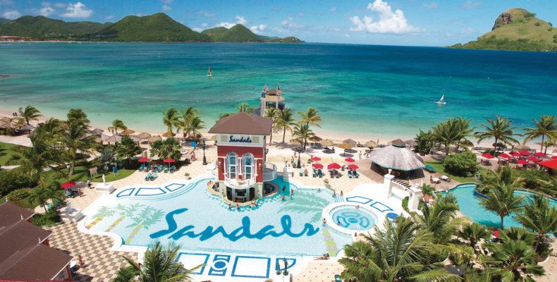 Sandals Grande St. Lucian 7