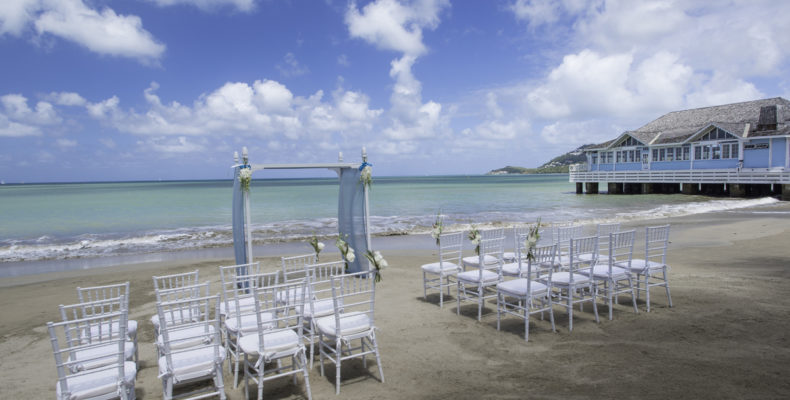 Sandals Halcyon Beach 8