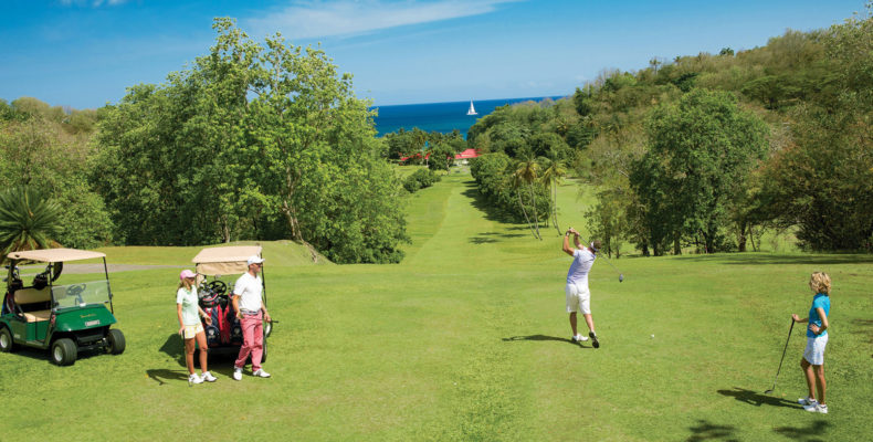 Sandals Regency La Toc Golf 9
