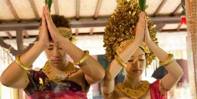 Королевская свадьба на Бали 2