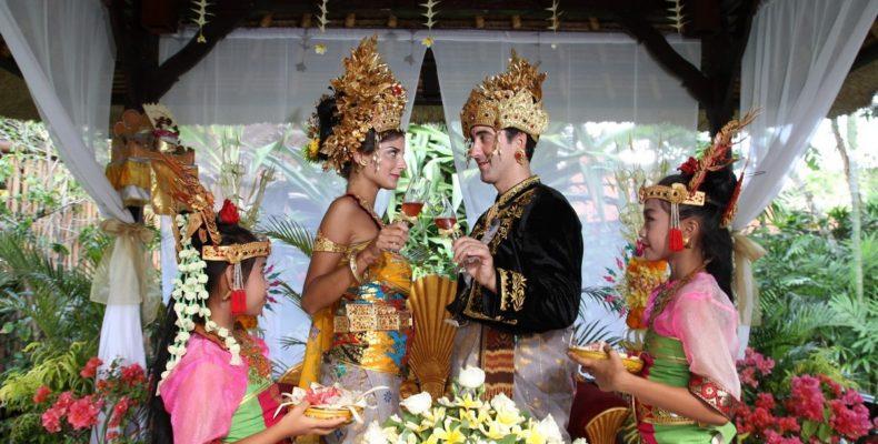 Королевская свадьба на Бали 3