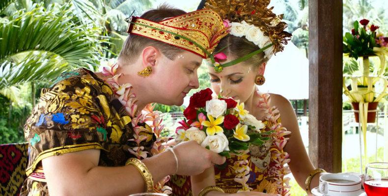 Королевская свадьба на Бали 4