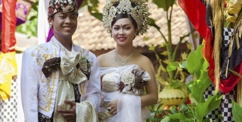 Королевская свадьба на Бали 5