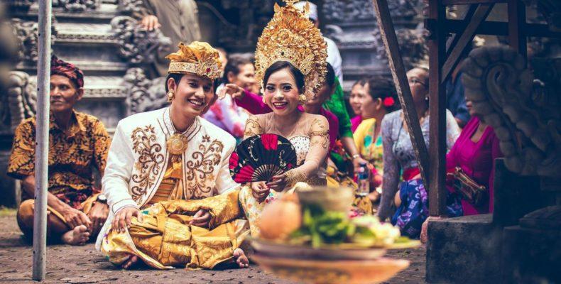 Королевская свадьба на Бали 6
