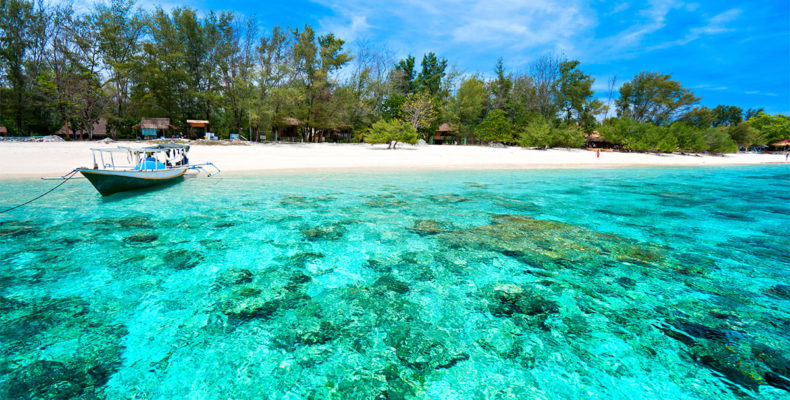Романтика на Гили (Бали) 1