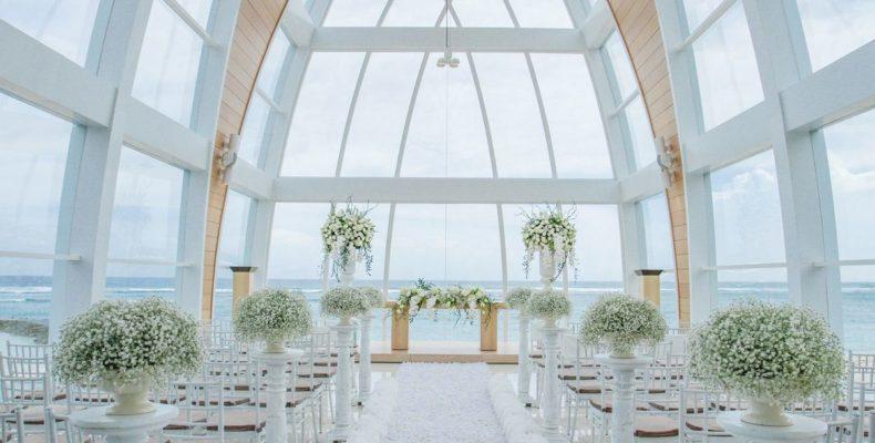 Свадьба в часовне 6