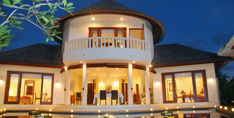 Свадьба на вилле Бали 1