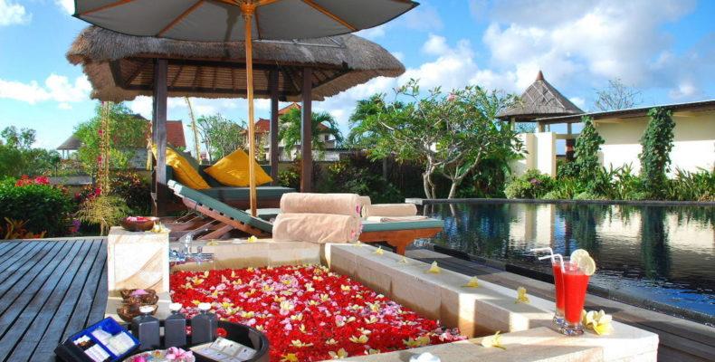 Свадьба на вилле Бали 3