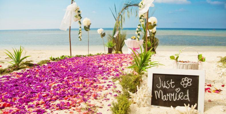 Свадьба на пляже Бали 3