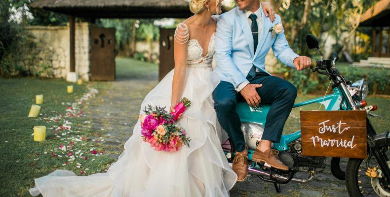 Свадьба на пляже Бали 7