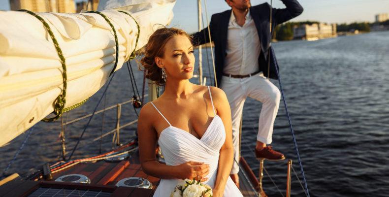 Свадьба на яхте Бали 3