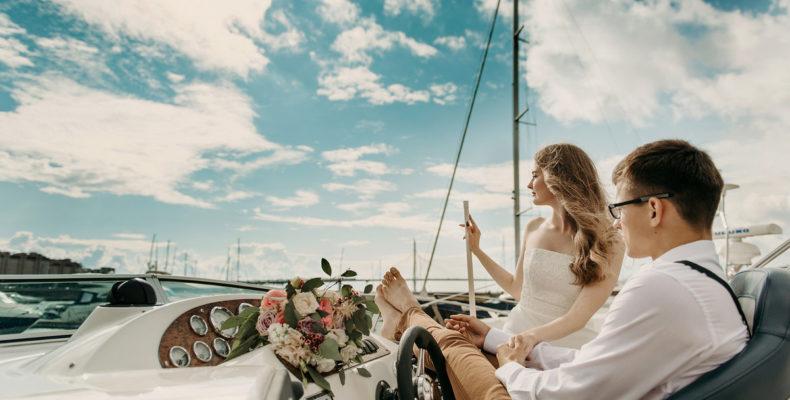 Свадьба на яхте Бали 6