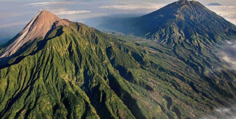 вулкан явы
