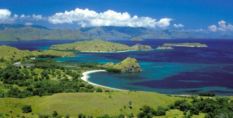 острова Комодо 2