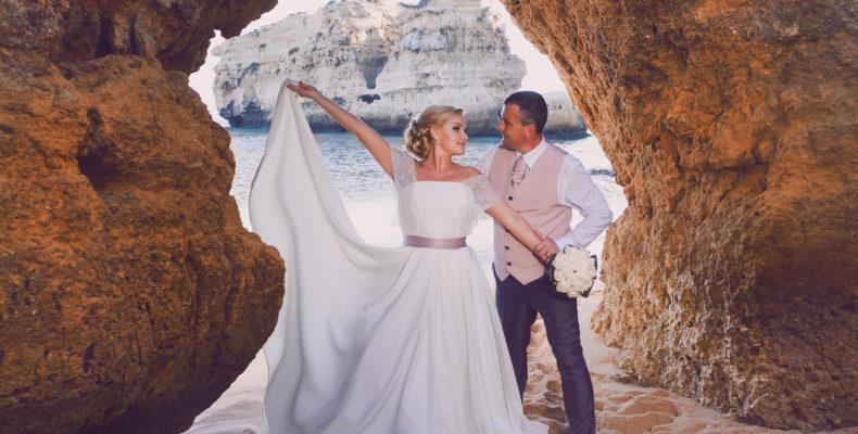 свадьба в Португалии 1
