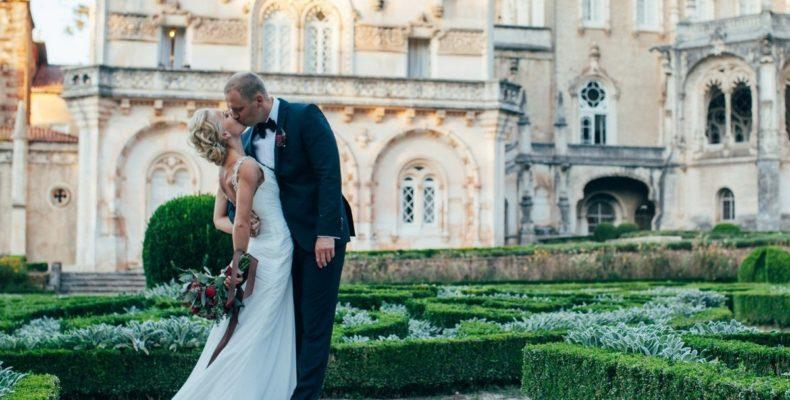 свадьба в Португалии 2