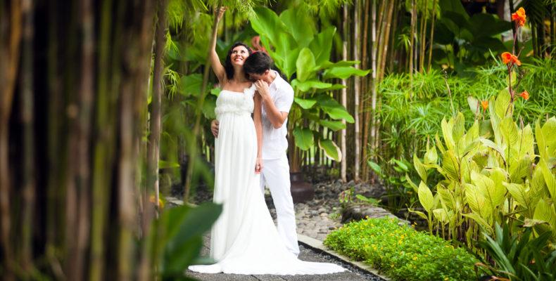 свадьба в джунглях Бали 3