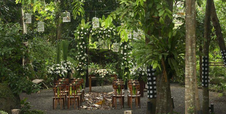 свадьба в джунглях Бали 4