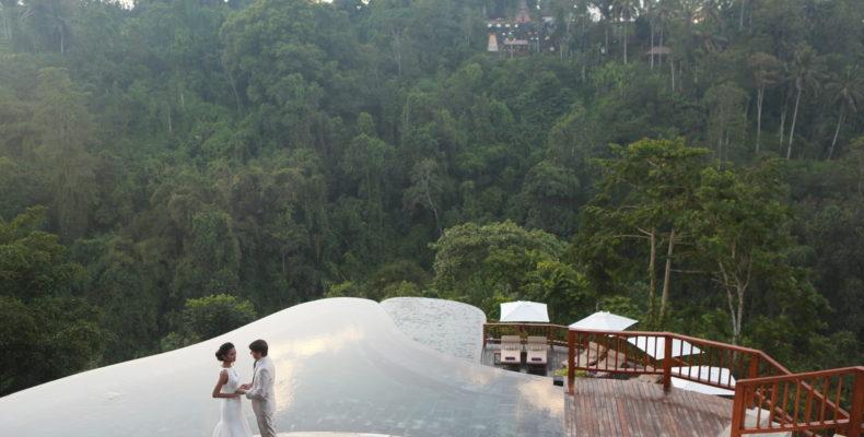 свадьба в джунглях Бали 6
