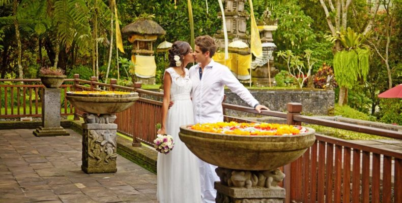 свадьба в джунглях Бали 7