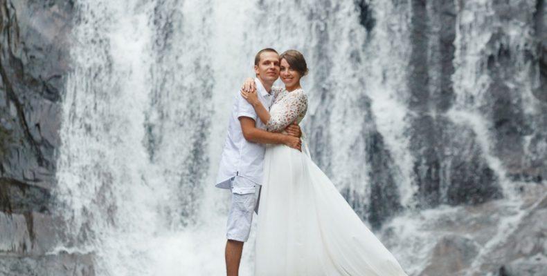 свадьба у водопада бали 4