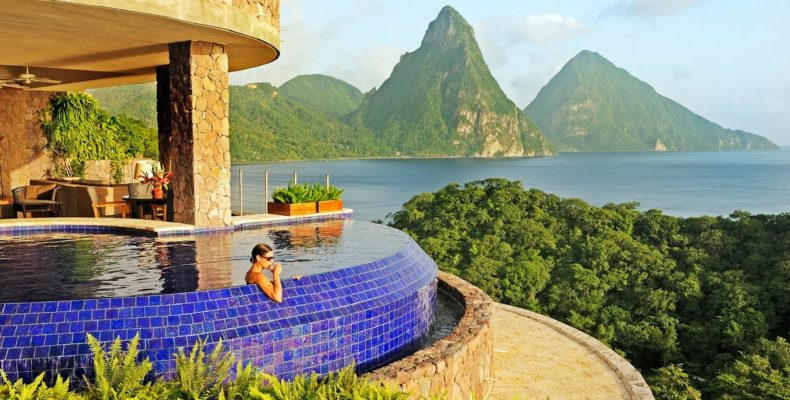 Jade Mountain St. Lucia 1