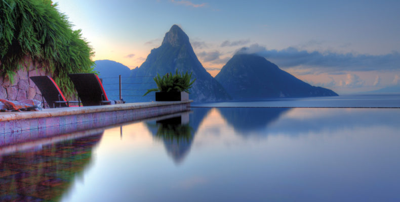 Jade Mountain St. Lucia 2