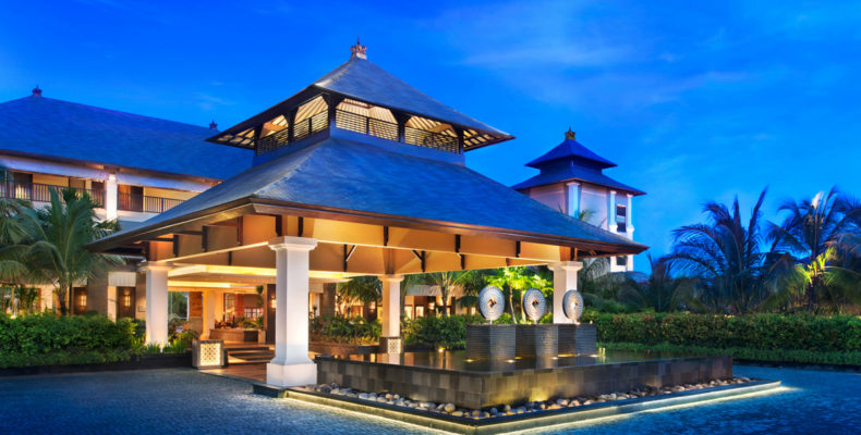 the st. regis bali resort 1