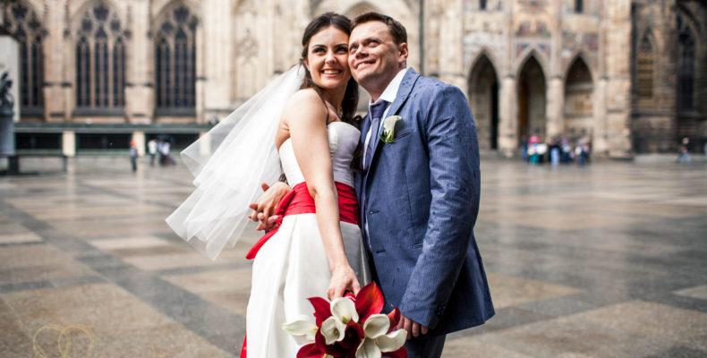 Свадьба в Нусельская Ратуша 2