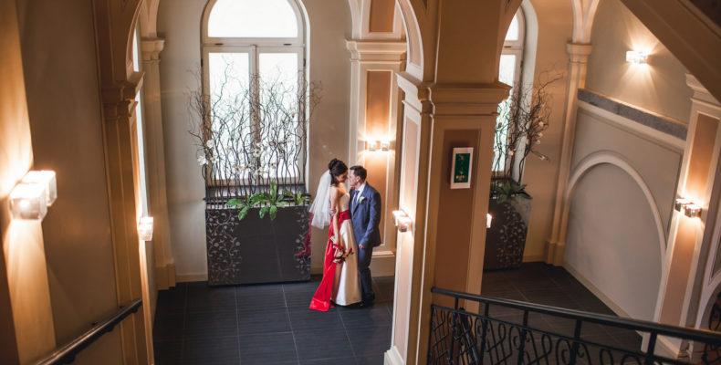 Свадьба в Нусельская Ратуша 3