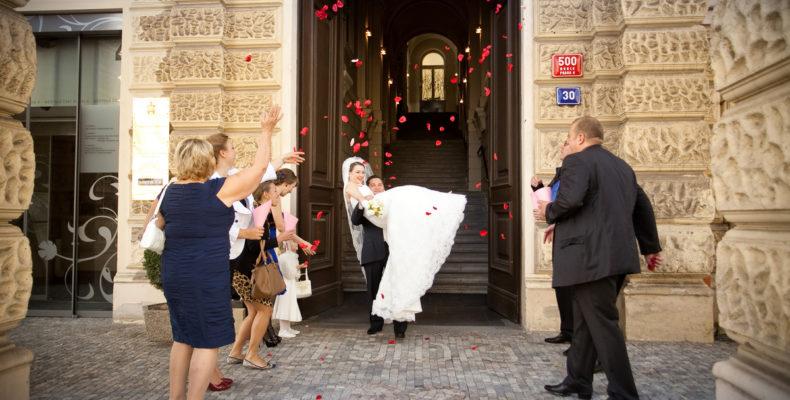 Свадьба в Нусельская Ратуша 4