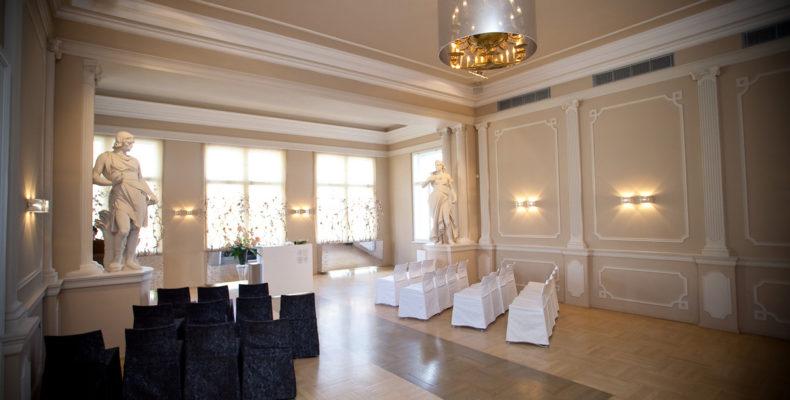 Свадьба в Нусельская Ратуша 5